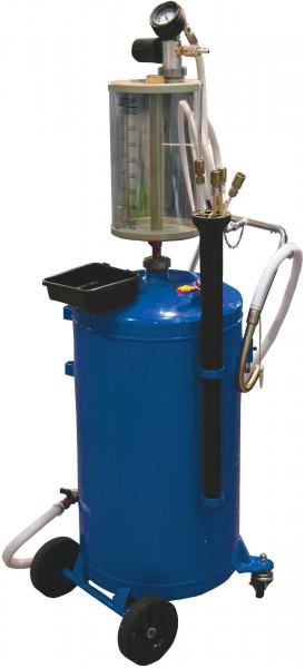 BGS Druckluft-Öl-Absauggerät | 70 Liter