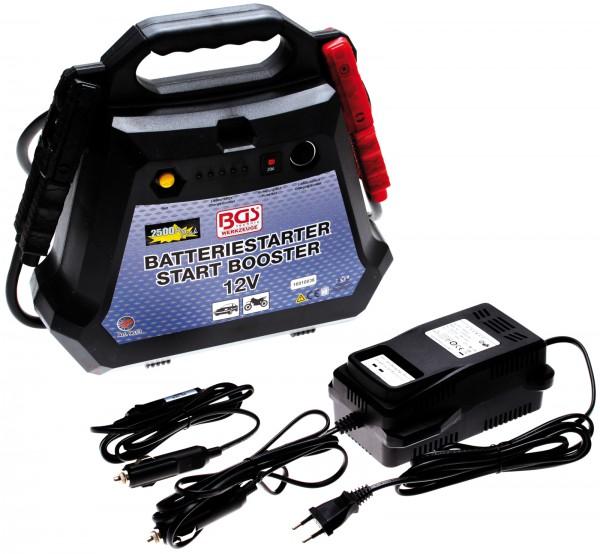 BGS Starthilfegerät | Booster | 840 A / 12 V