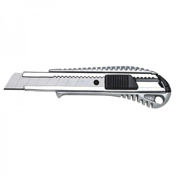 SBS® Profi Cuttermesser Aluminium 18 mm versch. Mengen wählbar