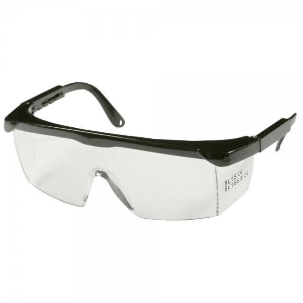 SBS® Schutzbrille Arbeitsschutzbrille mit verstellbaren Bügeln SB122.1