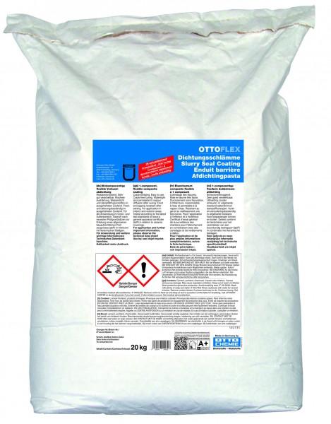 OTTO Chemie Dichtungsschlämme 20kg 1-K schnellhärtend