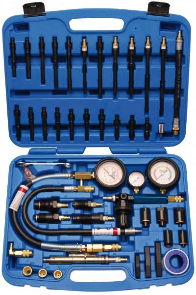 BGS 8401 Kompressions- und Druckverlust-Test-Satz für Benzin- und Dieselmotoren