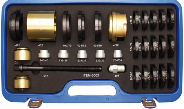 BGS 8738 Radlager-Werkzeug-Satz | für Audi