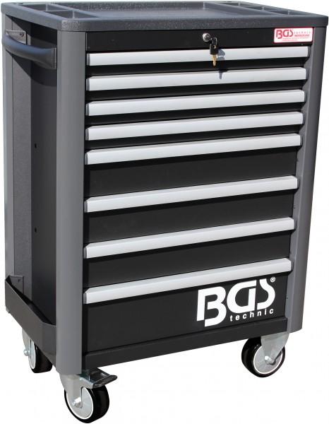 BGS 4111 Werkstattwagen | 8 Schubladen | leer